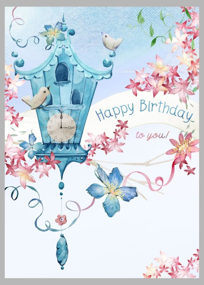 Bird House clipart birthday Nelson copy http:/ Nelson pink