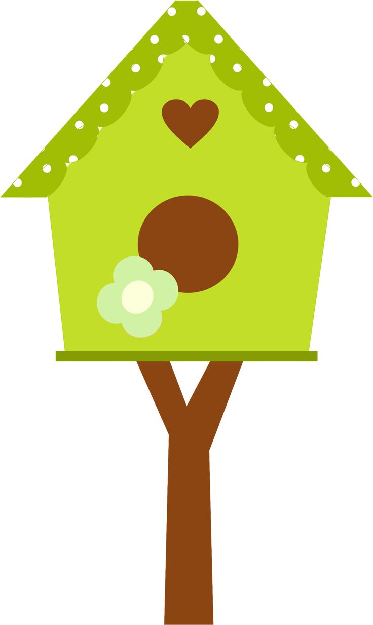 Bird House clipart birthday On png 9 and clipart
