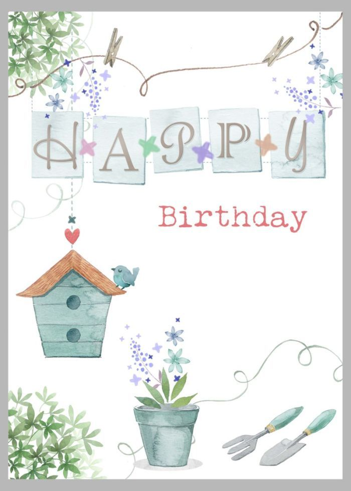 Bird House clipart birthday Birthday birthday Victoria this more
