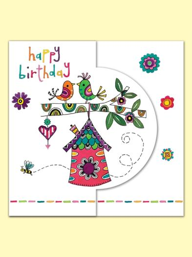 Bird House clipart birthday Bird Head Birthday Happy Bird