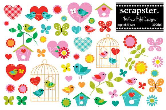 Bird clipart template For All Bird Bird Designs!