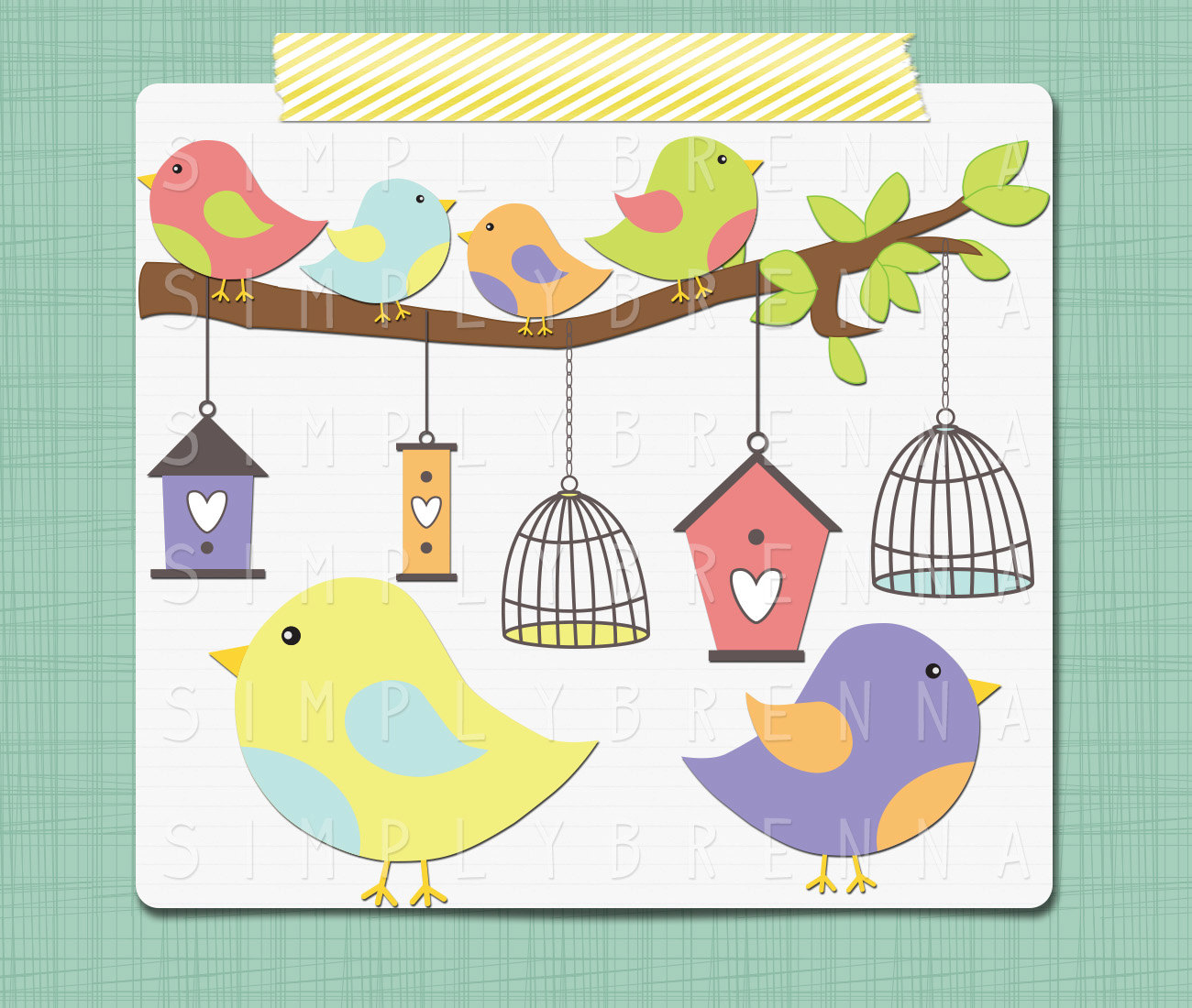 Brds clipart tree house And Bird is Images digital