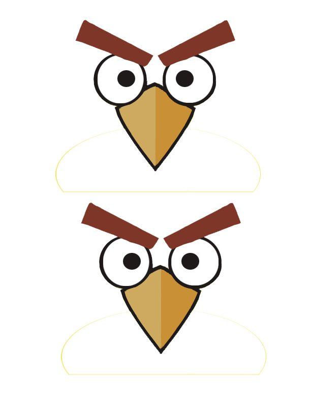 Bird Of Prey clipart angry : The Bird on Birthday