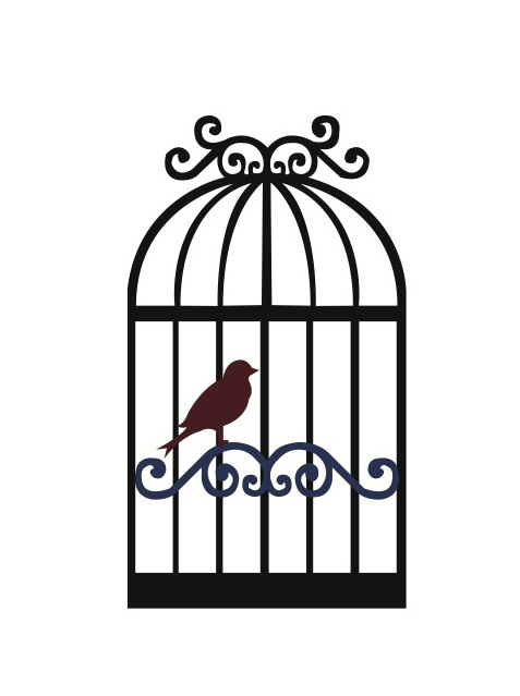 Birdcage clipart round Birdcage Blog Free Download File
