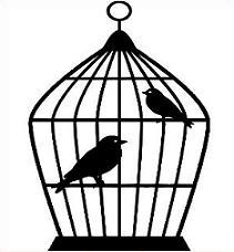 Birdcage clipart Bird Cage Free Cage Bird