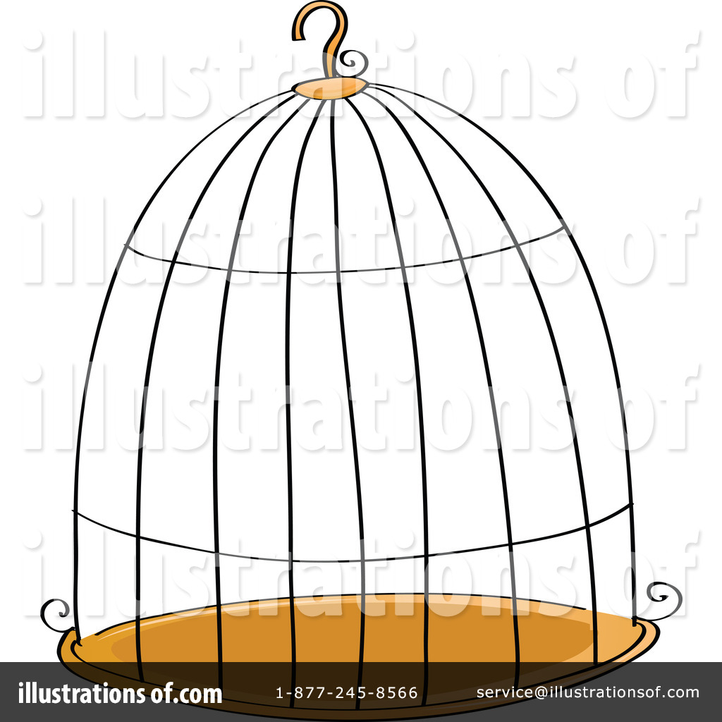 Parrot clipart cage Cage Free Illustration by Graphics