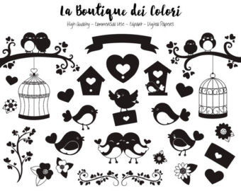 Birdcage clipart love And Clip Valentine's Day cage