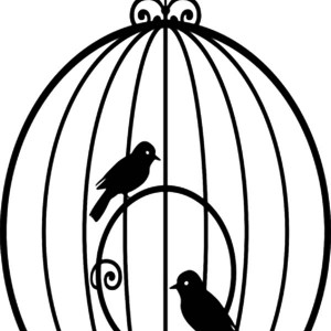 Birdcage clipart round Little in Awesome Cage Bird