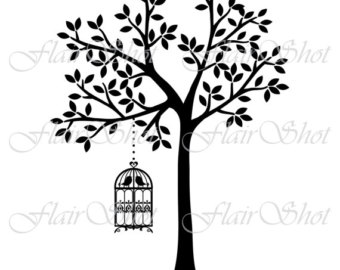 Birdcage clipart round And Cage Digital Art Clip