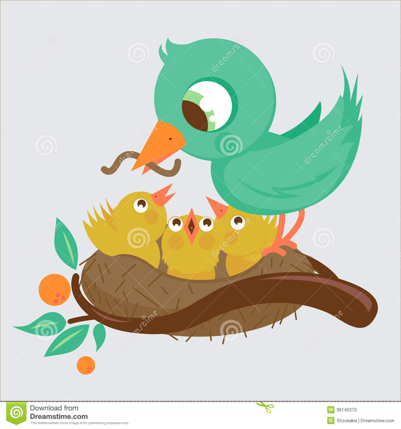 Brds clipart mommy Birds Bird Baby collection clipart