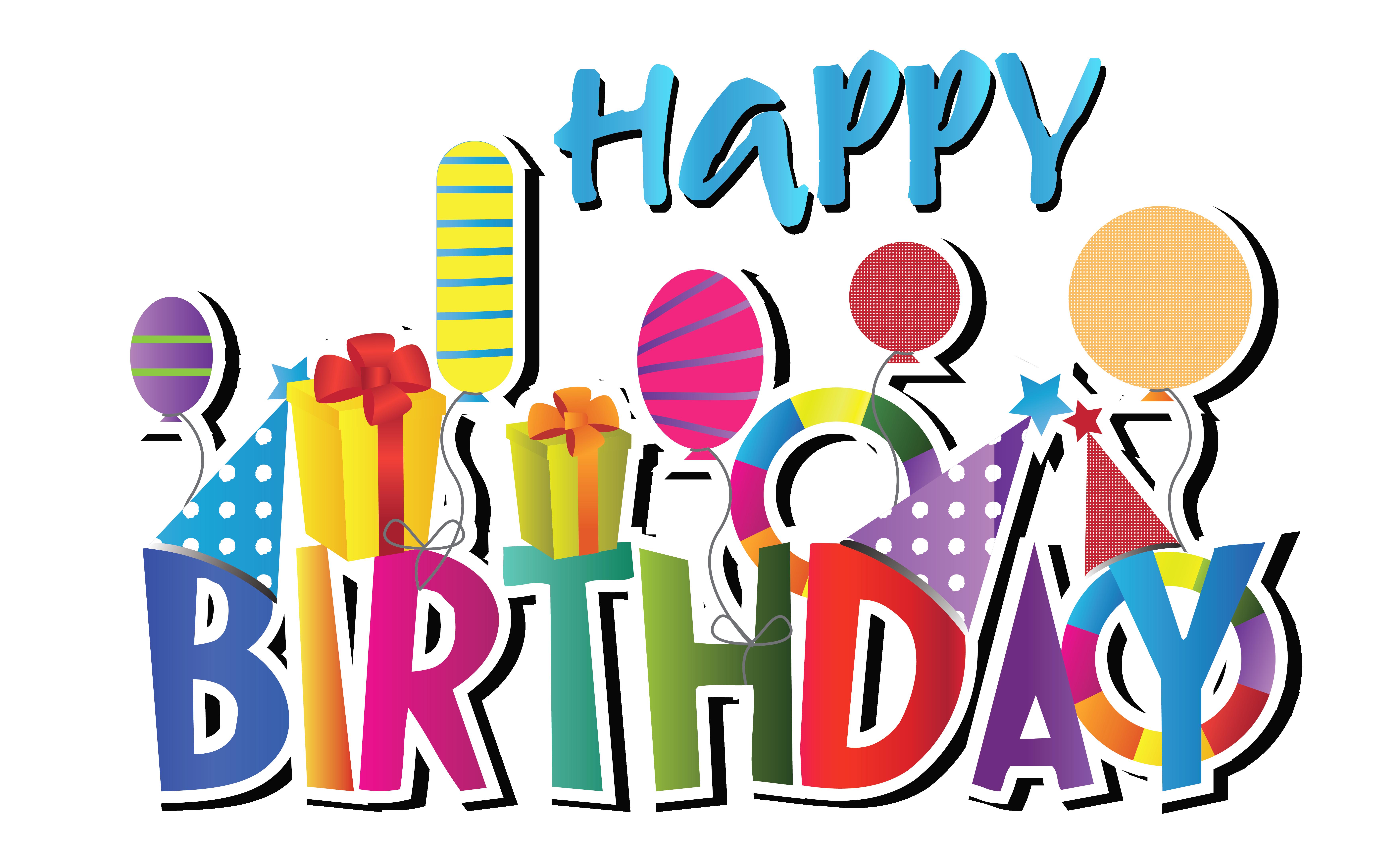 Women clipart happy birthday Clipart Birthday Holidays Clipart Happy