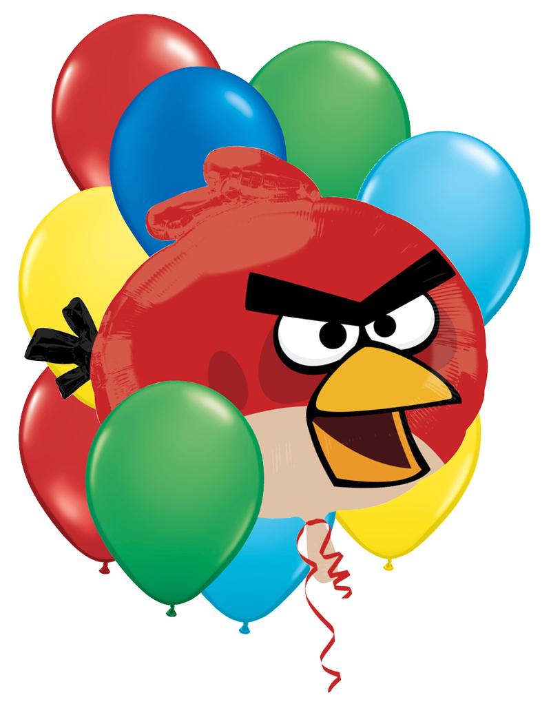 Birthday clipart angry bird Media me: happy happy birthday