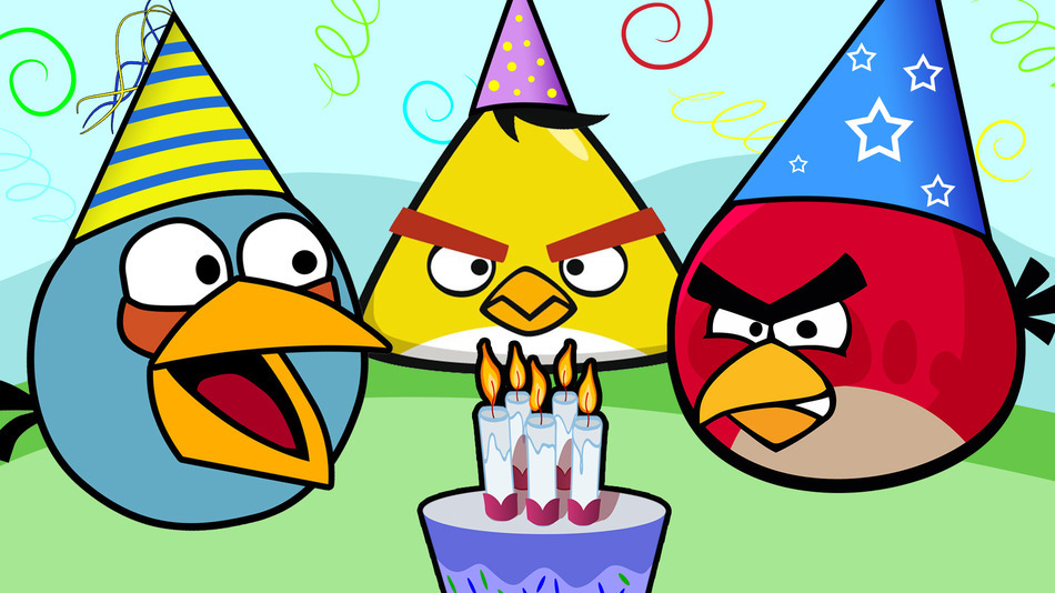 Birthday clipart angry bird Foto Pinterest f birds Angry