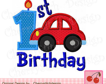 Birthday clipart car Machine Machine Car approximate 1st