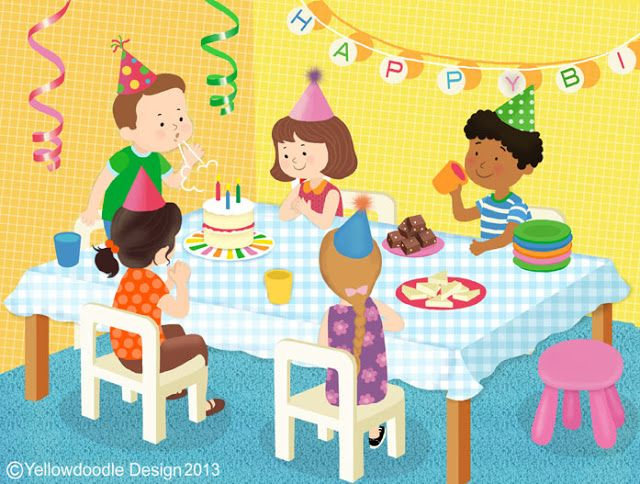 Birthday clipart children's Images The  Pinterest Kindergarten
