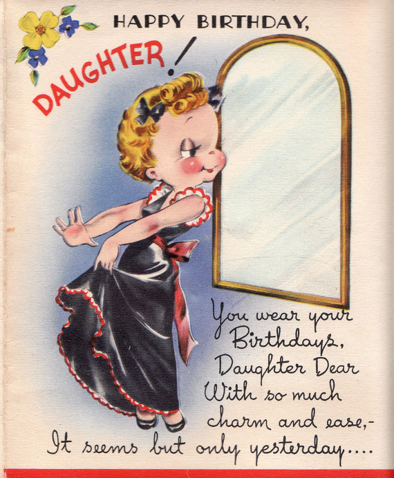 Birthday clipart daughter Happy birthday Happy collection Animated