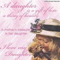 Birthday clipart daughter Free Birthday Daughter com clipartpig