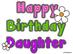 Birthday clipart daughter Girl … years Birthday 27