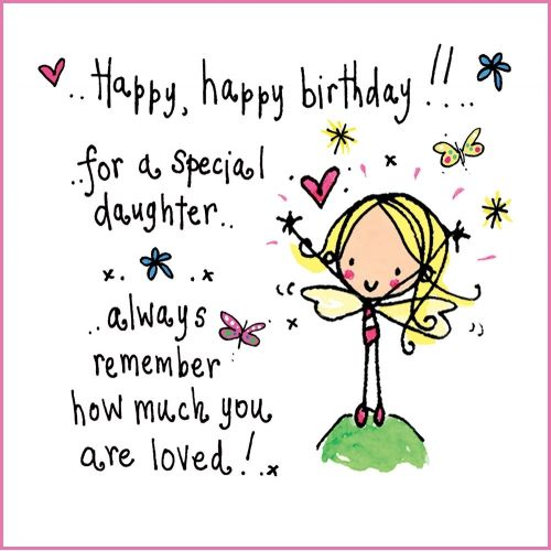 Birthday clipart daughter A clipart hd daughter wife