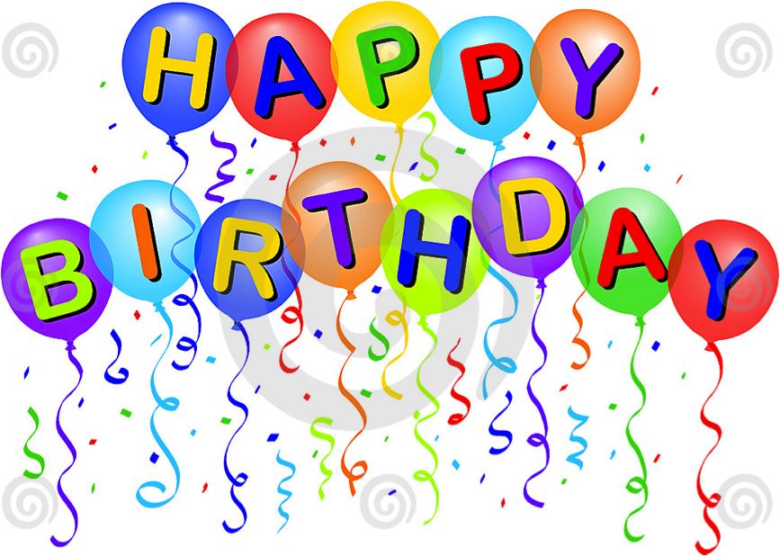 Birthday clipart email Birthday Downloads Birthday Art Newsletter