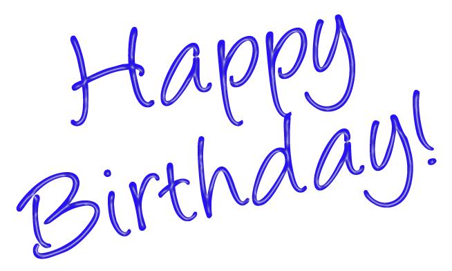 Birthday clipart email Clipart Happy Free Birthday Birthday