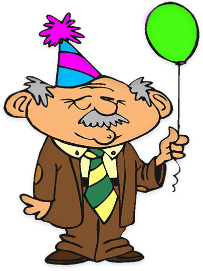 Birthday clipart grandfather Birthday Gifs Birthday grandfather's Graphics