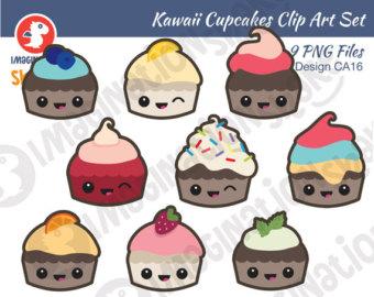 Birthday clipart kawaii Raccoon / Art Kawaii CA024