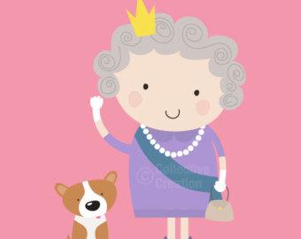 Birthday clipart queen Clipart Zone Cliparts Birthday Queens