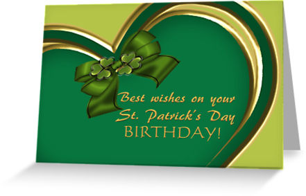 Birthday clipart st patrick's day Vickie Emms Best Birthday