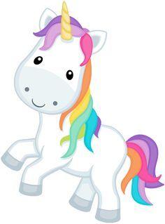 Birthday clipart unicorn Dibujo Party Birthday por unicornio