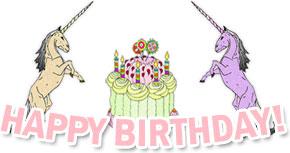 Birthday clipart unicorn Cake Free unicorns Birthday and