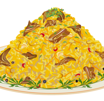 Biryani clipart culinary chef Night Stories Grill The Biryani