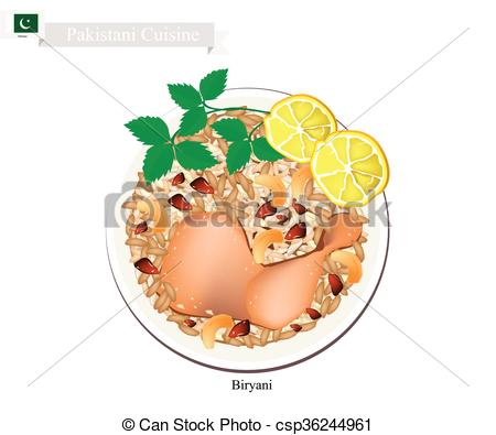 Biryani clipart culinary chef And Biryani Pakistani or Clip