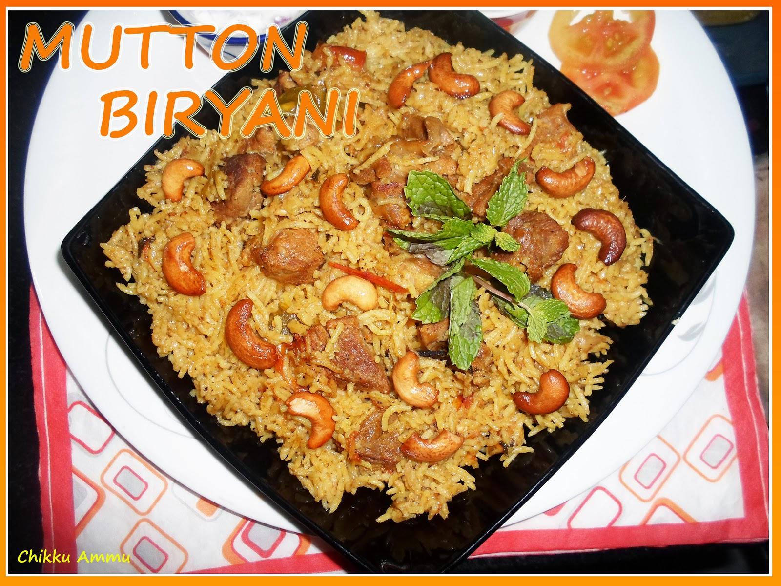 Biryani clipart Kitchen Mutton : Mutton Recipe