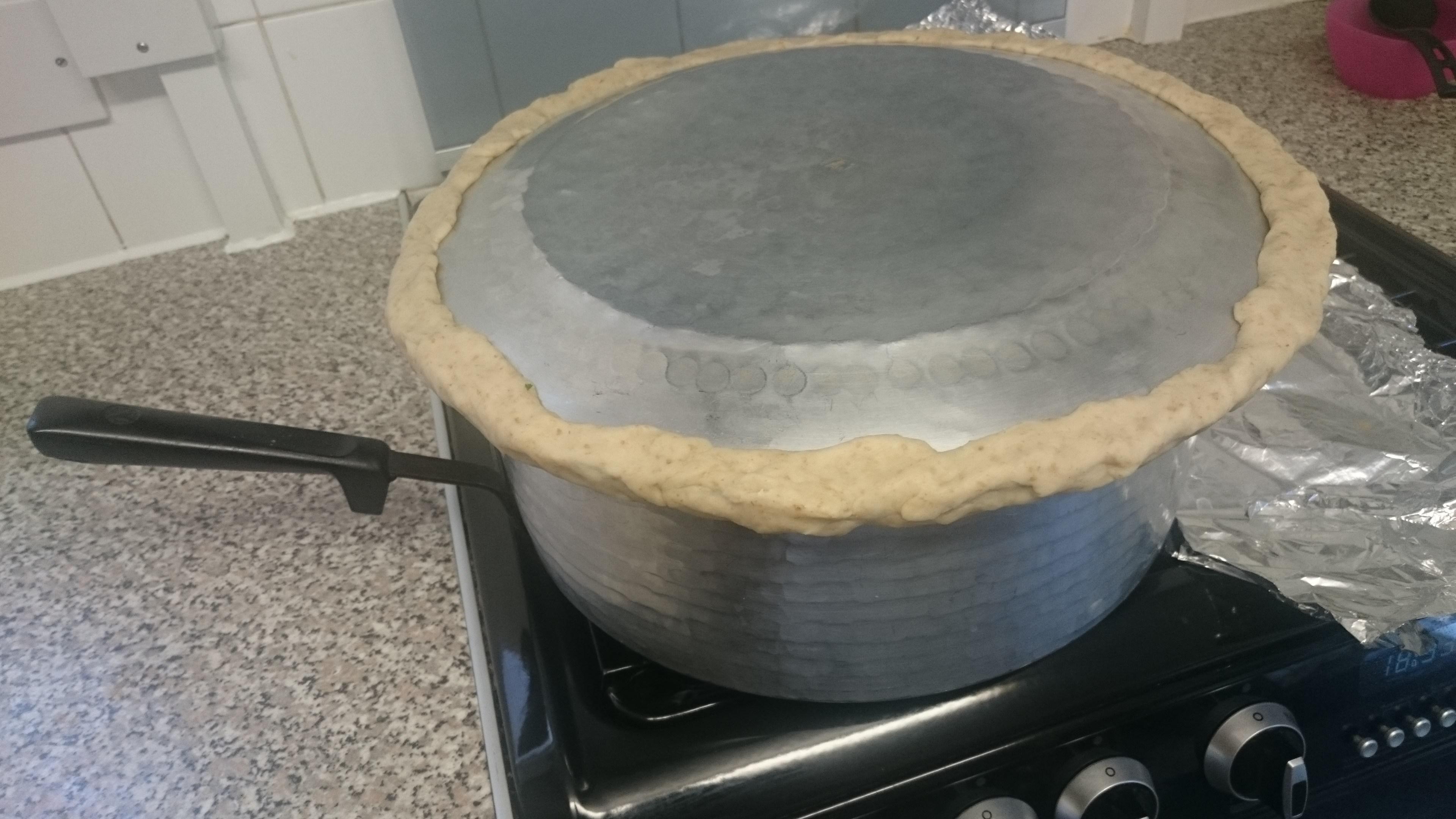 Biryani clipart cooking demo DSC_0038_6 Ki Biryani HaloodieFoodie Kacche