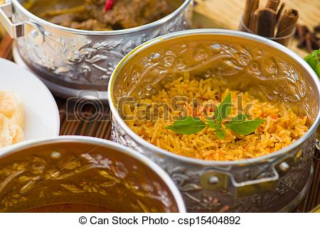 Biryani clipart curry Curry with curry Stock of