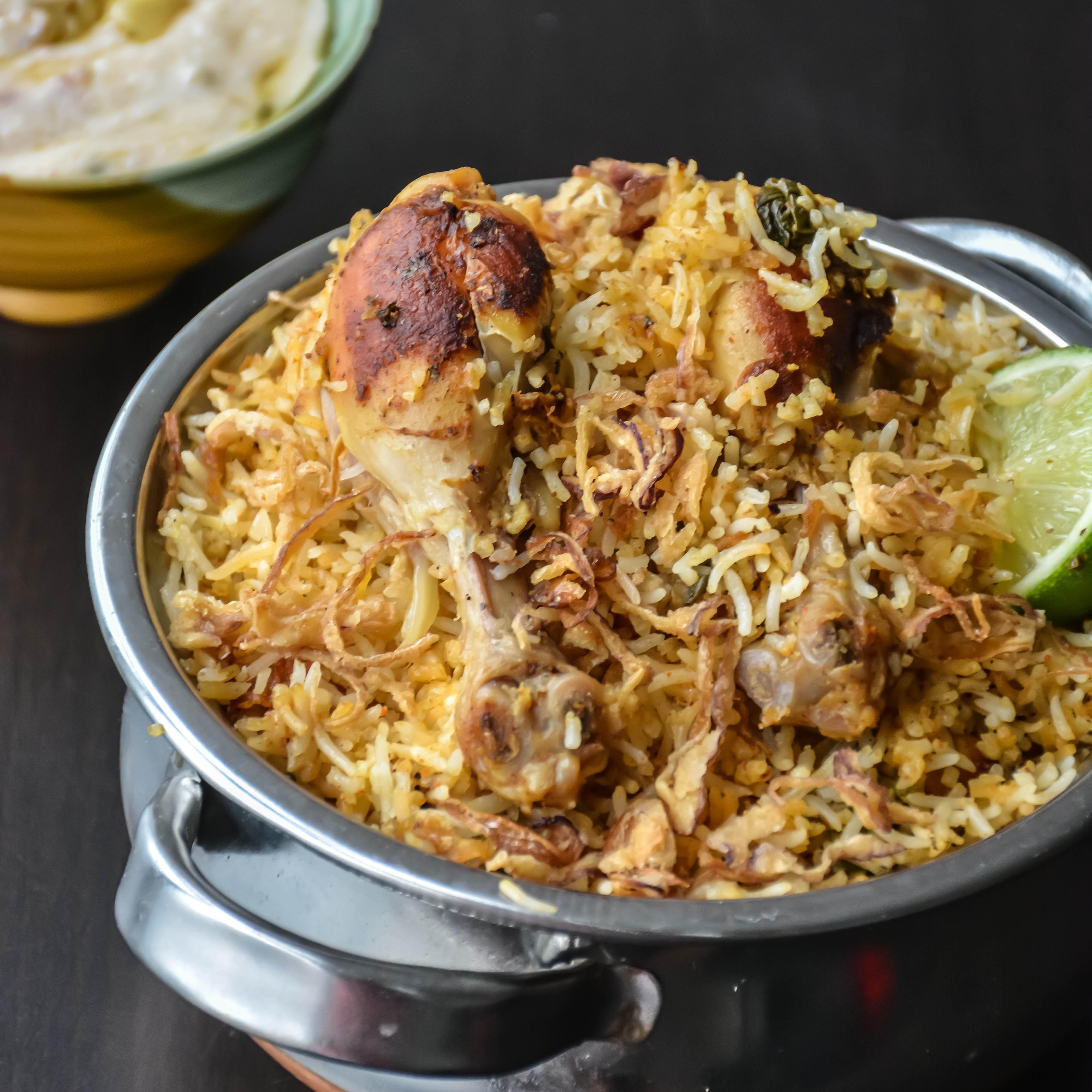 Biryani clipart dhum Style Chicken The Dum Biryani