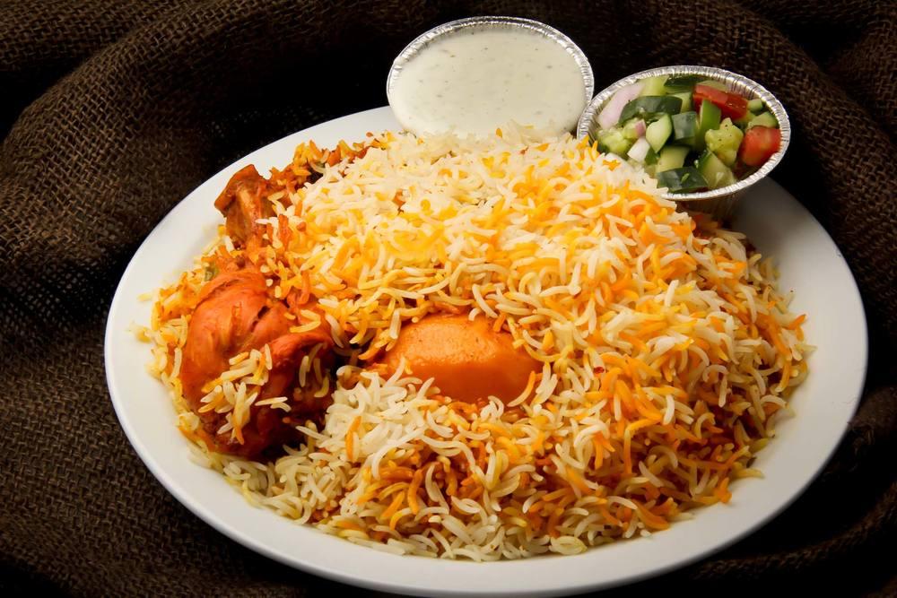 Biryani clipart handi Biryani Chicken  KBC Restaurant