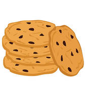 Biscuit clipart snack Cookies Art Free Download Free