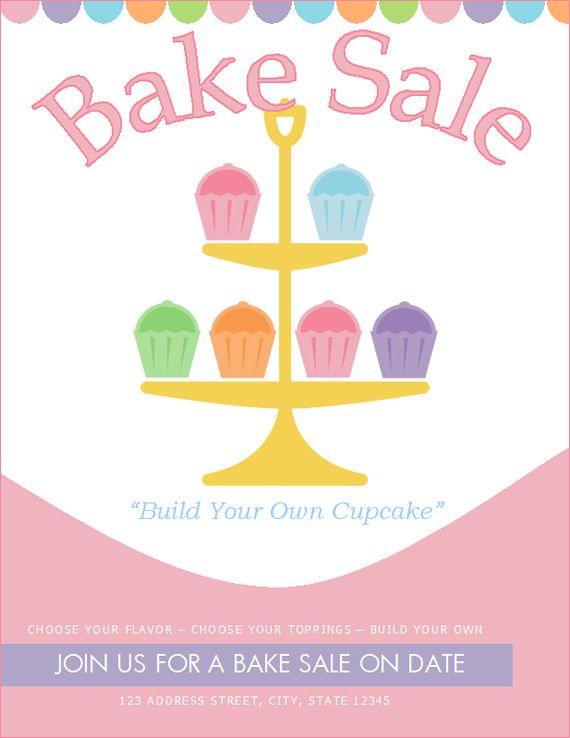Vanilla Cupcake clipart sale sign Flyer com/build Pinterest Best on