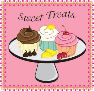 Vanilla Cupcake clipart cookie cupcake Cupcakes%20clipart%20border Frosted Free Cookie Clip