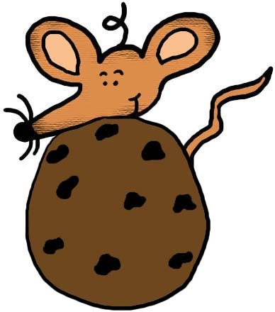 Popcorn clipart chip Picture Mouse Graphic Chip Cookie