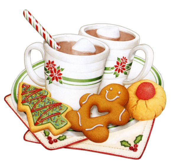 Biscuit clipart christmas cookie And Christmas Pin this more