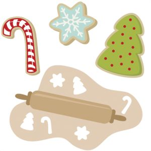 Biscuit clipart christmas cookie Images christmas cut SVG Cookie