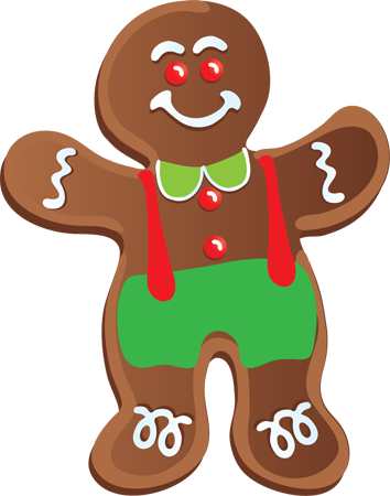 Biscuit clipart christmas cookie #22847 Cookie Border Cookie Free
