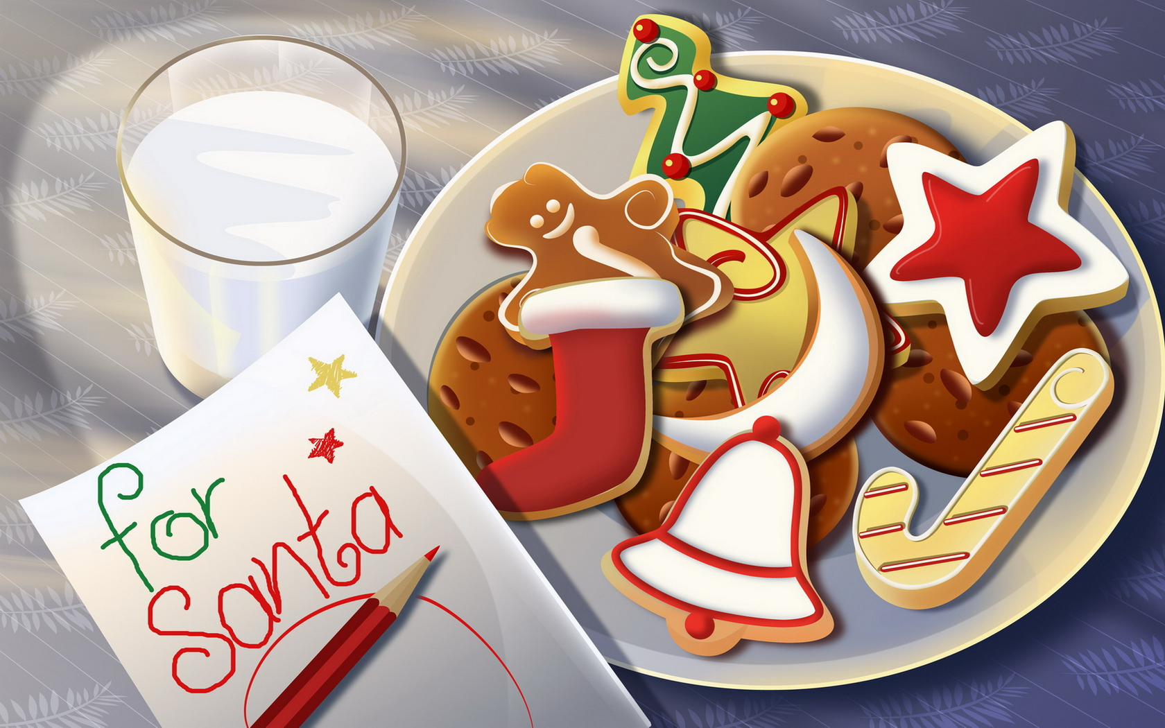 Biscuit clipart christmas cookie Roundup Pea's Sweet »