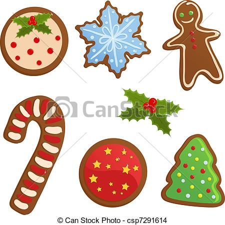 Biscuit clipart christmas cookie Images Free Cookie Christmas Art