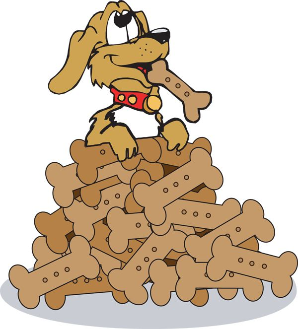 Biscuit clipart fancy > on For Animals Clipart