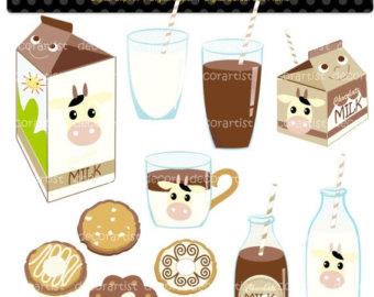 Milk Carton clipart chocolate milk #15
