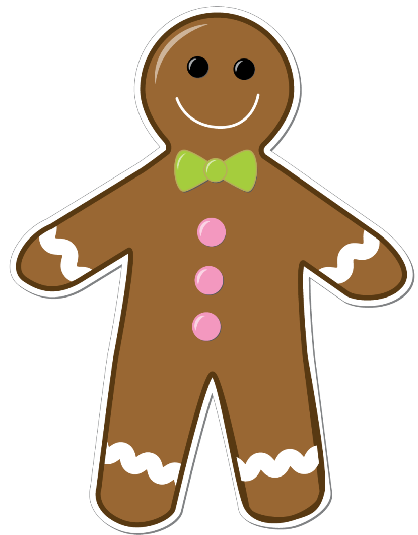 Brown clipart gingerbread man Gingerbread Clipartix Pictures clipart Man